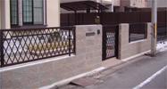 京都市南区にて住宅メーカー様、新築の外構工事