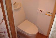 和式トイレから洋式へリフォーム