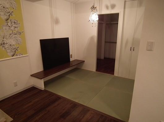 京都市中京区のマンションリフォーム工事