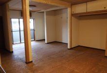 京都市中京区 3階建木造住宅の耐震補強工事