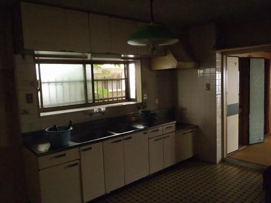 京都市伏見区 軽量鉄骨のお家をリフォーム