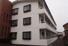 滋賀県マンションの外観修繕工事