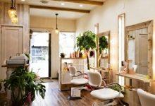 滋賀県大津市の美容院 改装工事