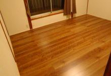 京都市左京区 和室畳をフローリングにリフォーム