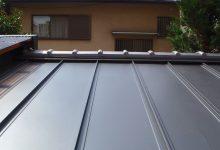京都市中京区 町家の屋根修繕工事