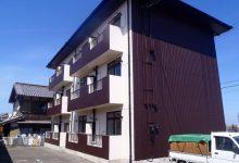 滋賀県東近江市のマンション外装工事