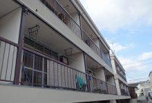 京都市山科区マンション外壁改修工事