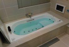 京都市中京区 在来ジェットバス浴室工事