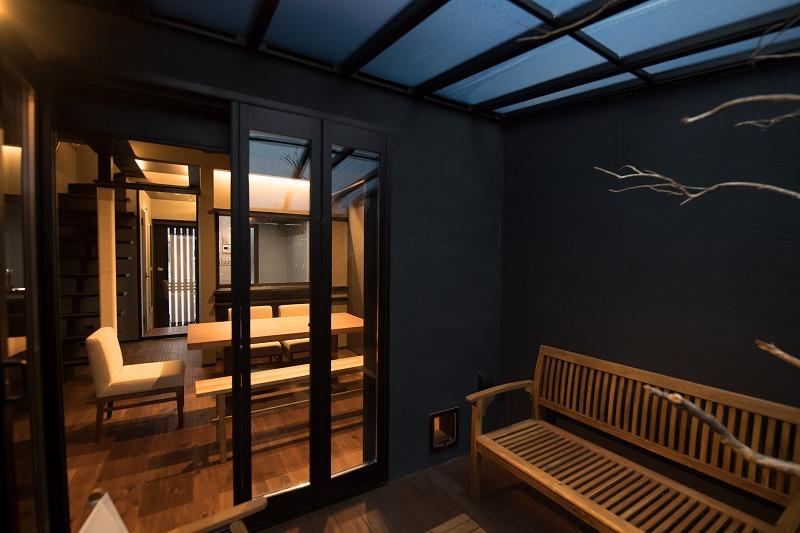 京都嵯峨猫と暮らすモデルハウス
