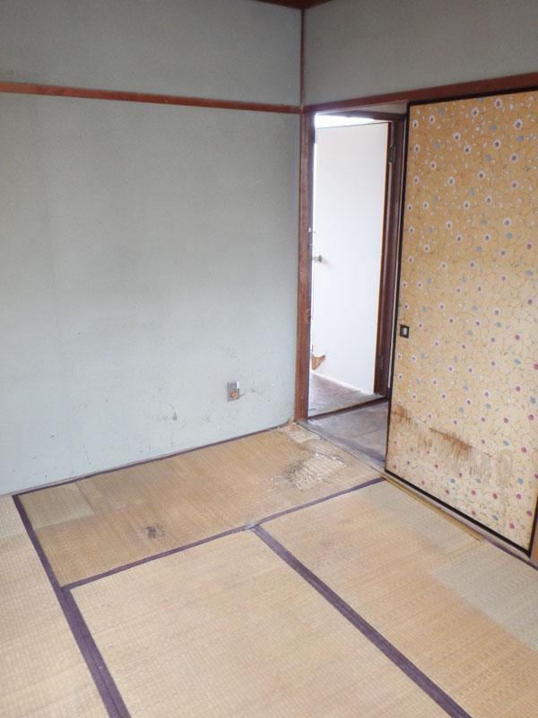 京都市左京区3階建フルリノベーション
