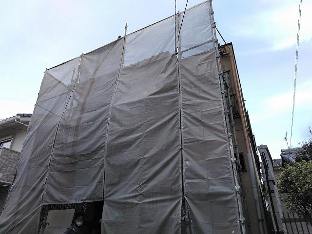 西京区耐熱・耐震・バリアフリーリノベーション