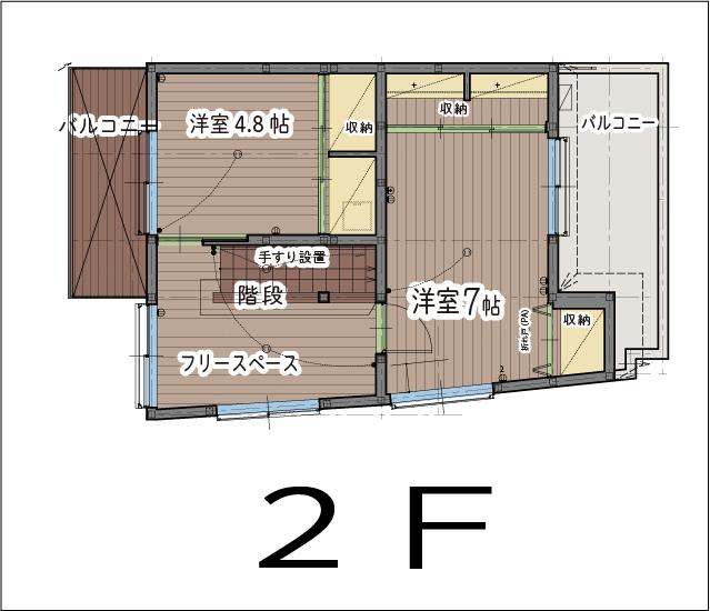 京都市西京区木造2階建てスケルトンリフォーム