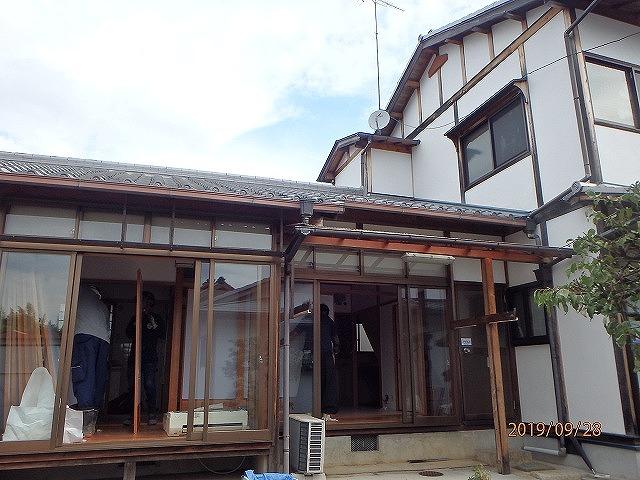 京都市右京区猫と暮らす住まいリフォーム