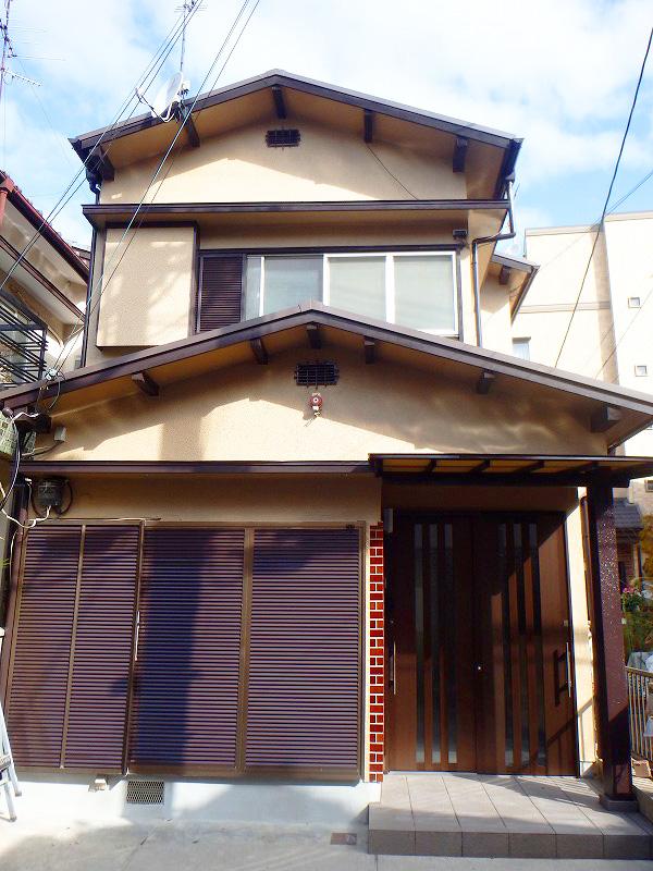 西京区F様邸 リフォーム完成戸建て
