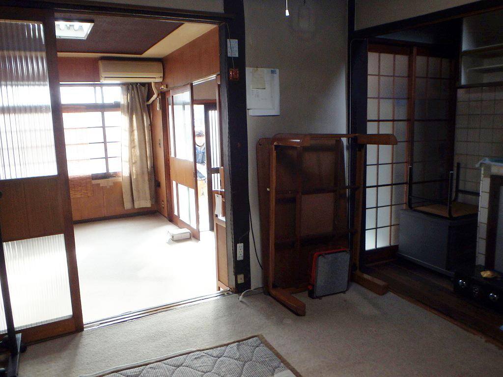京都市下京区 連棟のお家をリノベーション