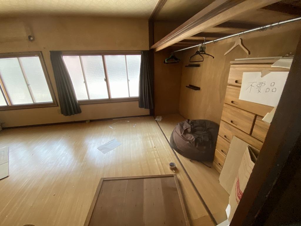 中京区ライフスタイルに合わせた戸建てのフルリノベーション