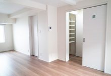 連棟の木造住宅リノベーション