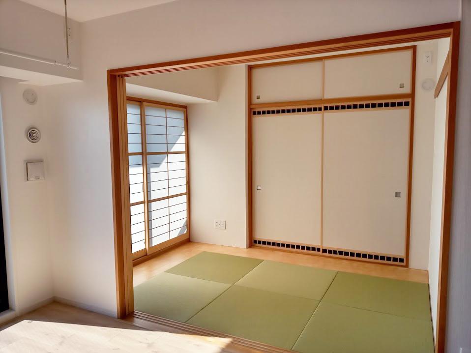 明るい空間へ!京都市上京区マンション改装工事