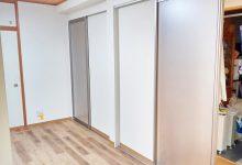 京都市マンション和室から洋室