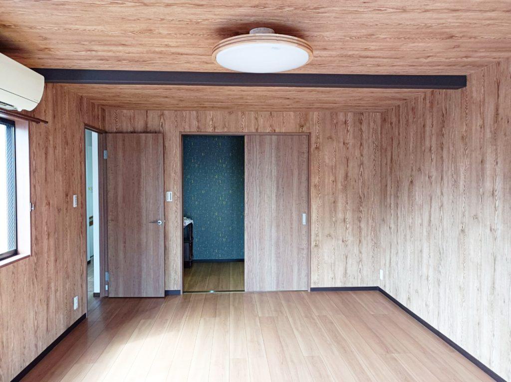 京都市東山区戸建の改修工事