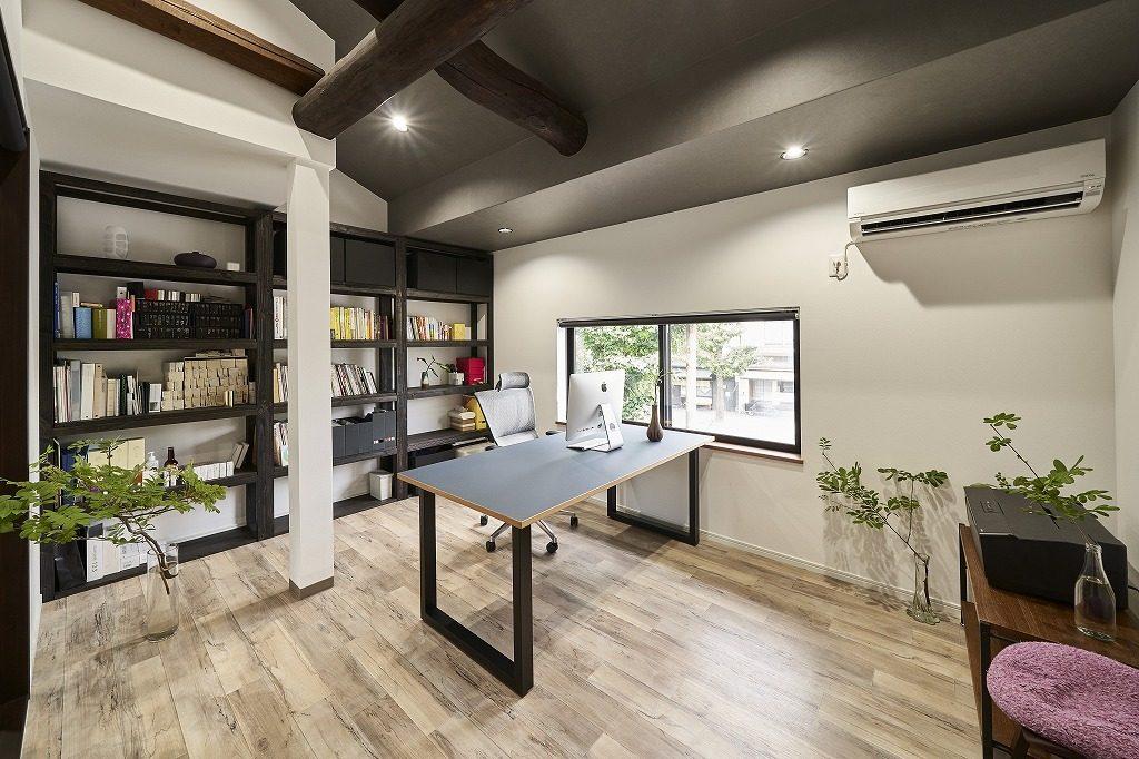 昭和の戸建を小さなオフィスへフルリノベーション