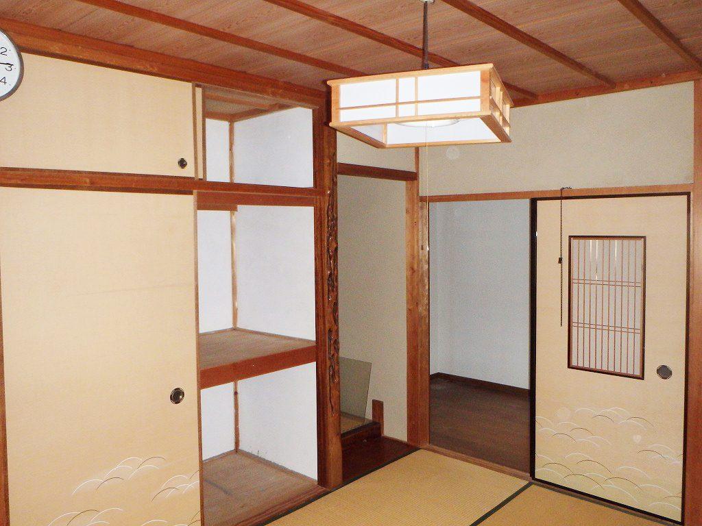 京都市西京区 ・木造戸建ての改修工事