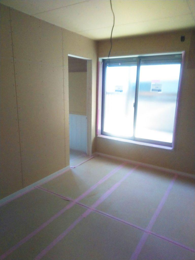 京都市右京区 一室はそのままのリノベーション